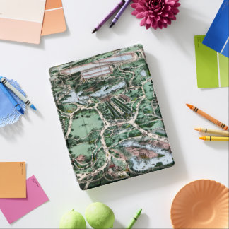 CENTRAL PARK, 1860 iPad COVER