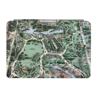 CENTRAL PARK, 1860 iPad MINI COVER