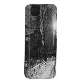 Central Park and Manhattan Skyline, New York City Case-Mate iPhone 4 Case