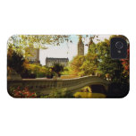 Central Park Autumn - New York City Case-Mate iPhone 4 Case