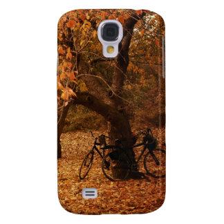 Central Park Autumn - New York City Galaxy S4 Case