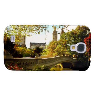 Central Park Autumn - New York City Galaxy S4 Case