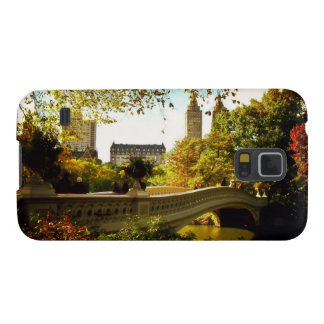 Central Park Autumn - New York City Galaxy S5 Covers