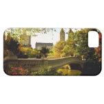 Central Park Autumn - New York City iPhone 5 Case