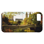 Central Park Autumn - New York City iPhone 5 Cases