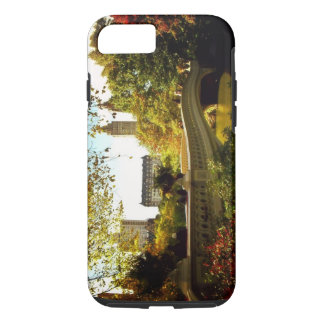 Central Park Autumn - New York City iPhone 7 Case