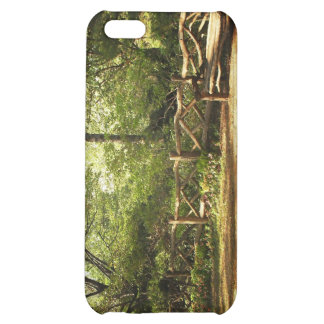 Central Park Bench Summer New York City iPhone 5C Case
