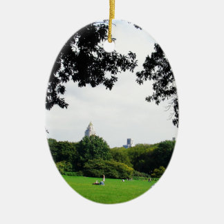 Central Park Christmas Ornament