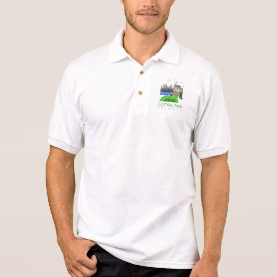 Central Park Fitness Polo Shirt