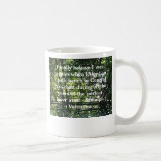 Central Park -happier when .. Coffee Mug