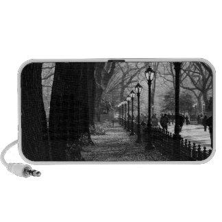 Central Park in New York City Travel Speakers