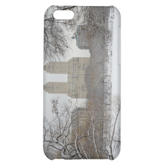 Central Park in the Snow New York City iPhone 5C Case