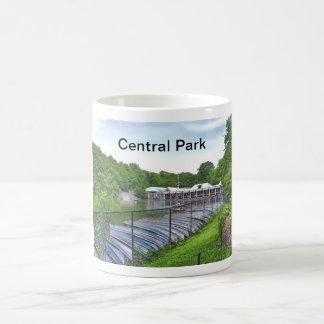 Central Park - Loeb Boathouse Coffee Mug