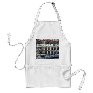 Central Park Loeb Restaurant Boathouse Apron