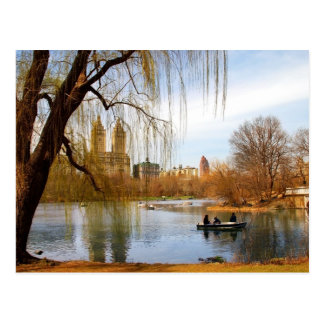 Central Park, New York Postcard