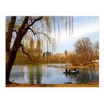 Central Park, New York Postcards