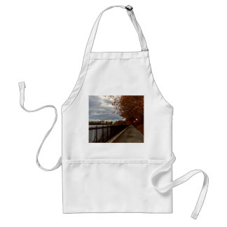 Central Park NYC in Autumn Adult Apron