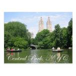 Central Park Postcards