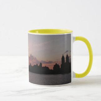 Central Park Reservoir, NYC Mug