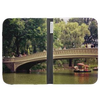 Central Park Romance - Bow Bridge - New York City Kindle Keyboard Cases