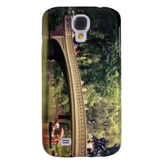 Central Park Romance - Bow Bridge - New York City Galaxy S4 Case