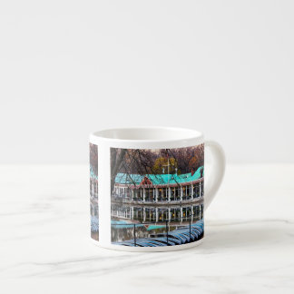Central Park Rowboat Restaurant Boathouse Espresso Cup