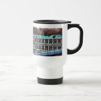 Central Park Rowboat Restaurant Boathouse Mugs