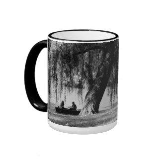 Central Park Rowboats Coffee Mug