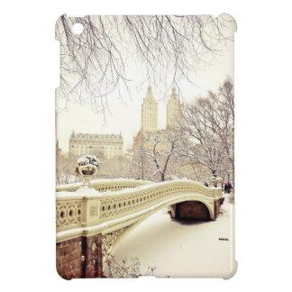 Central Park Snow - Winter New York iPad Mini Covers