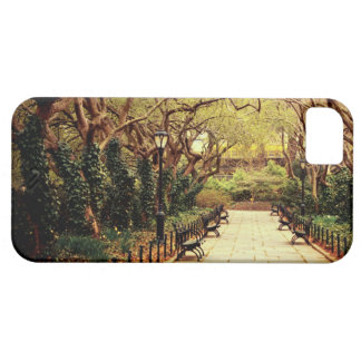 Central Park Spring Path - New York City iPhone 5 Covers