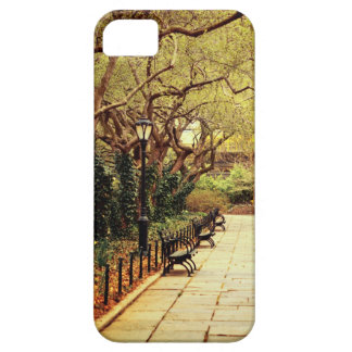Central Park Spring Path - New York City iPhone 5 Cover