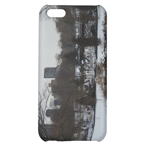 Central Park Wollman Ice Skating Rink iPhone 5C Cover