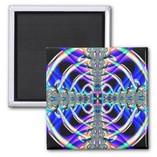 'Central Presence' Magnet