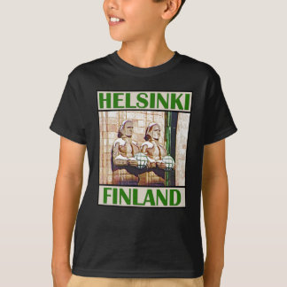 Central Railway Station, Helsinki T-Shirt