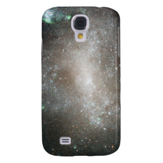 Central region of the barred spiral galaxy galaxy s4 case