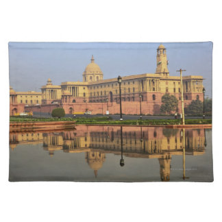 Central Secretariat on Raisina Hill Placemat