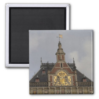 Central Station, Amsterdam Magnet