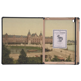 Central Station Amsterdam Netherlands iPad Covers