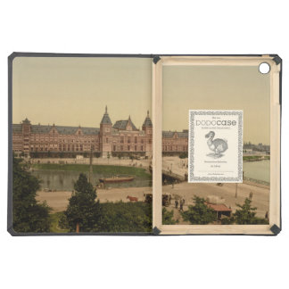 Central Station Amsterdam Netherlands iPad Air Cover