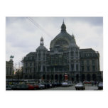 """Central Station"""", Antwerp, Belgium Post Cards"""
