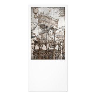 Central Station Notre Dame Full Color Rack Card