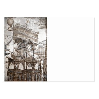 Central Station Notre Dame Pack Of Chubby Business Cards