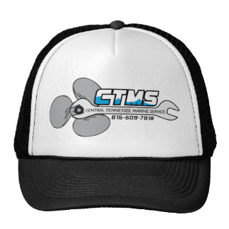 Central Tennessee Marine Service Cap