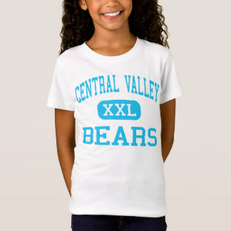Central Valley - Bears - High - Spokane Valley T-Shirt
