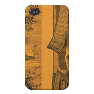 Central Vermont, Grand Trunk Line iPhone 4 Cover