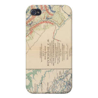 Central Virginia Dinwiddie CH Cover For iPhone 4