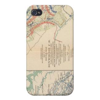 Central Virginia Dinwiddie CH iPhone 4 Case