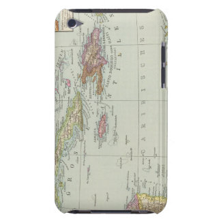 Centralamerika und Westindien - Central America Barely There iPod Cases