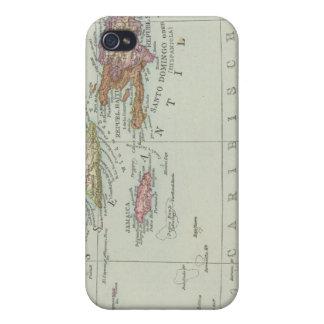 Centralamerika und Westindien - Central America Case For iPhone 4