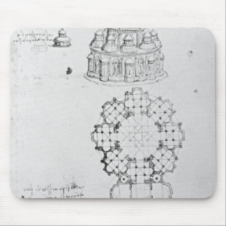 Centralised church, and maritime engineering mouse mat